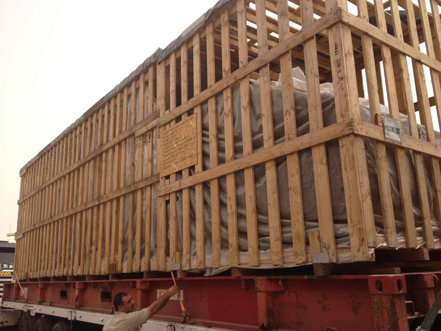 Door To Door Project Cargo Handling