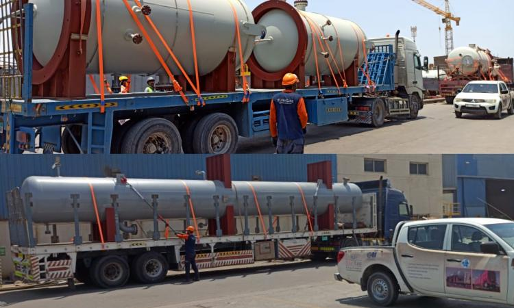 Land Transportation Services to GCC Countries