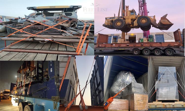 Our latest door to door shipments from Dubai to Kazakhstan, Turkmenistan & Azerbaijan.
