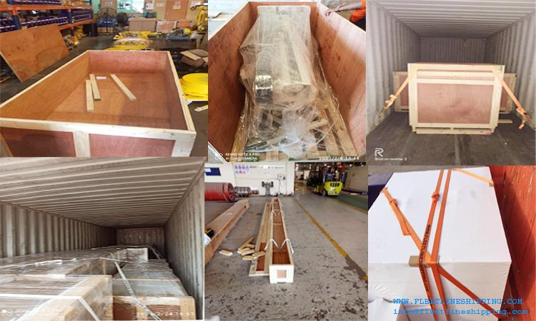 To protect your cargo against corrosion and other transport related damages,